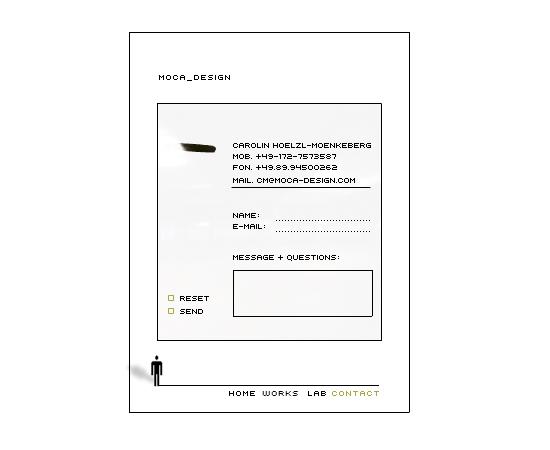 MoCa – Design