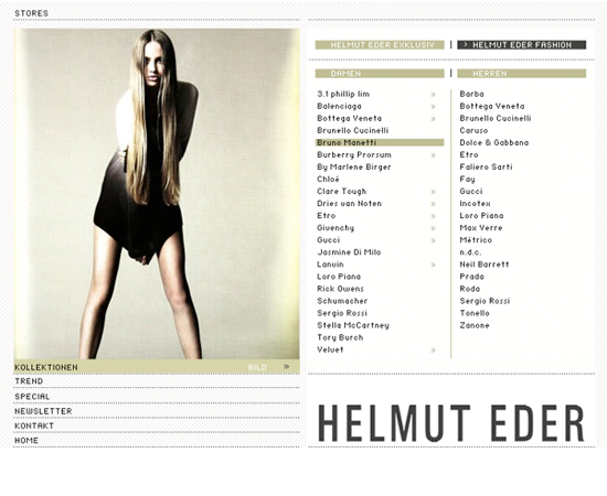 Helmut Eder – Modedesign