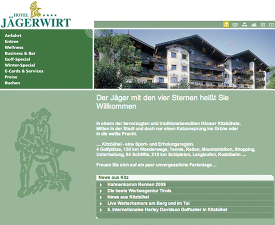 Hotel Jägerwirt – Kitzbühel