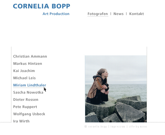 Cornelia Bopp – Artproduction