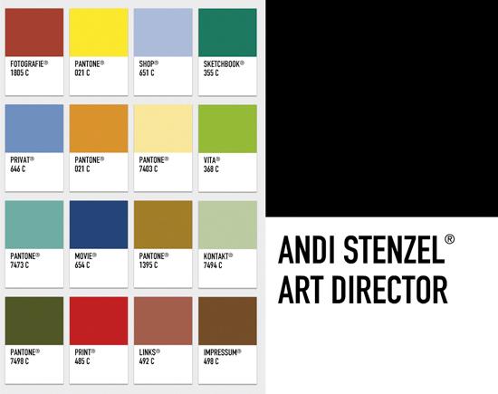 Andi Stenzel – Artdirector