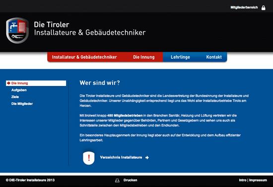 Die Tiroler Installateure