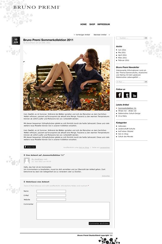 Bruno Premi – Blog