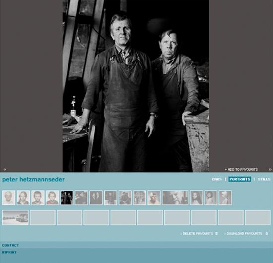 P. Hetzmannseder – Fotografie '07