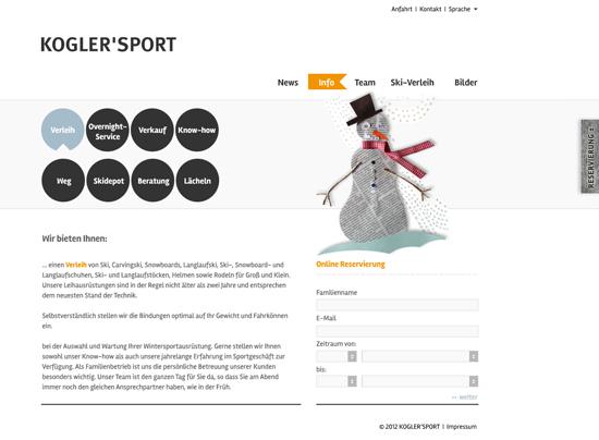 Kogler'sport