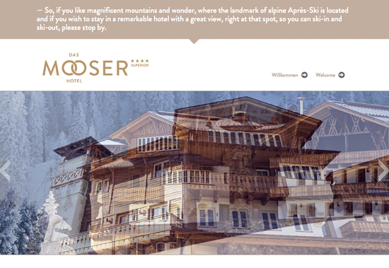Das Mooser Hotel