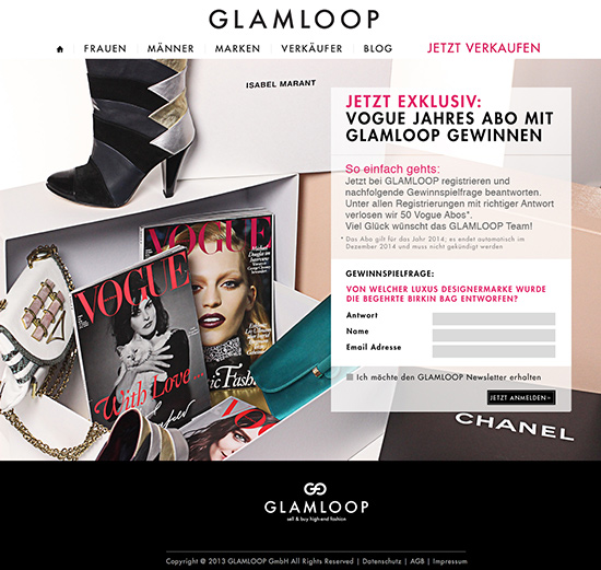 Glamloop